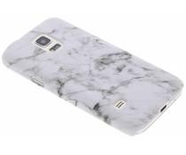 Marmor-Look Hardcase Handyhülle Samsung Galaxy S5 Mini