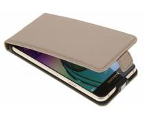 Selencia Luxus Flipcase Flipcase für Samsung Galaxy A3 (2016)