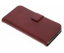 Luxuriöse Leder Booktype Hülle für Galaxy S5 (Plus) / Neo
