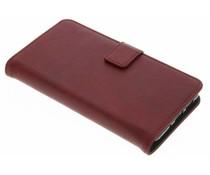 Luxuriöse Leder Booktype Hülle für Huawei P10 Lite