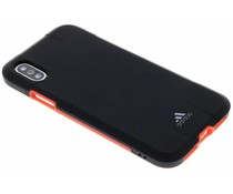 adidas Sports Schwarzes Solo Case iPhone Xs / X