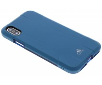 adidas Sports Blaues Solo Case iPhone Xs / X