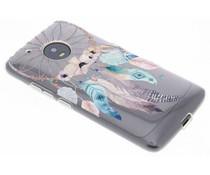 Traumfänger Design TPU Hülle für Motorola Moto G5