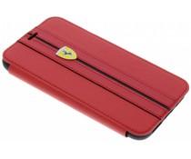 Ferrari Rotes Book Cover iPhone Xs / X