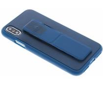 adidas Sports Blauer Grip Case für das iPhone X