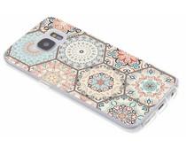Design TPU Hülle für Samsung Galaxy S7