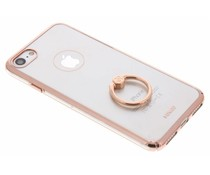 Transparente Hardcase Hülle mit Ring iPhone 8 / 7