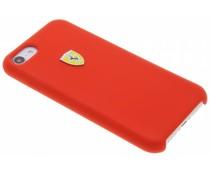 Ferrari Roter Silikon-Case iPhone 8 / 7 / 6s / 6