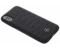 Mercedes-Benz Schwarzer Pattern III Hard Case iPhone X
