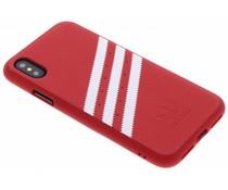 adidas Originals OR Moulded Suede Case iPhone X