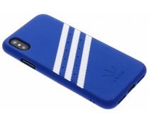 adidas Originals Moulded Suede Case iPhone X