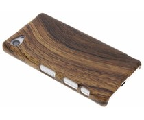 Holz-Design Hardcase-Hülle Sony Xperia Z5 Compact