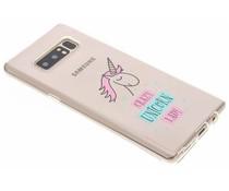 Design TPU Hülle für Samsung Galaxy Note 8