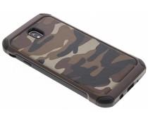 Camouflage Hardcase-Hülle für Samsung Galaxy J7 (2017)
