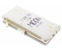 Luxuriöse TPU Portemonnaie-Hülle für Samsung Galaxy Note 8