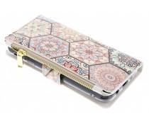 Luxuriöse TPU Portemonnaie-Hülle Samsung Galaxy J7 (2017)