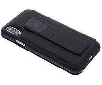 adidas Sports Schwarzer Grip Case iPhone Xs / X