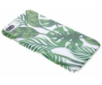 Fabienne Chapot Monstera Leafs Hardcase iPhone 8 Plus / 7 Plus / 6(s) Plus