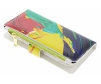 Luxuriöse Portemonnaie-Hülle für das General Mobile GM6