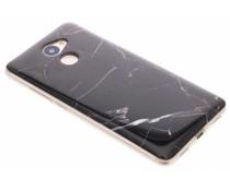 Marmor Silikon-Hülle Huawei Y7 Prime