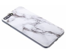 Marmorierten Silikon-Hülle iPhone 8 Plus / 7 Plus
