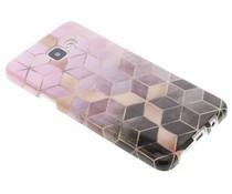 Marmor Silikon-Hülle Samsung Galaxy A5 (2016)