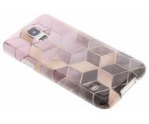 Marmorierten Silikon-Hülle Samsung Galaxy S5 (Plus) / Neo