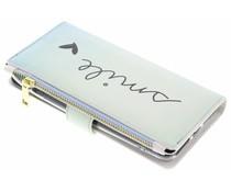 Luxuriöse TPU Portemonnaie-Hülle iPhone 8 Plus / 7 Plus