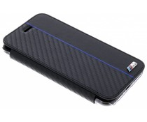 BMW Schwarzes Book Cover iPhone 8 / 7