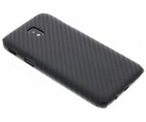 Carbon Look Hardcase-Hülle für Samsung Galaxy J5 (2017)