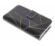 Design TPU Portemonnaie für das Samsung Galaxy J5
