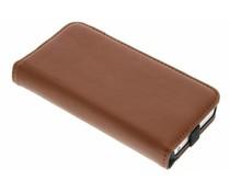 Decoded Case Wallet  für das iPhone 5/5s/SE - Denim Braun