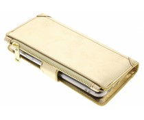 Luxuriöse Portemonnaie-Hülle für General Mobile GM6