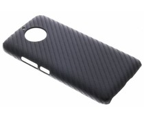 Carbon Look Hardcase-Hülle für Motorola Moto G5S