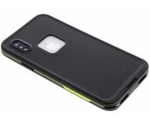 LifeProof Schwarzer FRĒ Case für das iPhone Xs / X