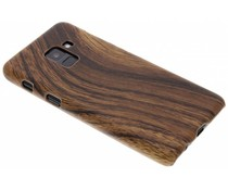 Holz-Design Hardcase-Hülle Samsung Galaxy A8 (2018)