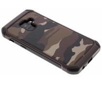 Camouflage Hardcase-Hülle für das Samsung Galaxy A8 (2018)