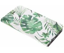 Design TPU Booklet für das Huawei Y7 (2017)