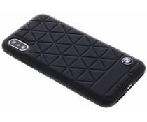 BMW Schwarze Hexagon Hard Case iPhone X