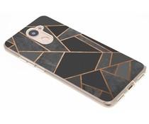 Design TPU Hülle für Huawei Y7 Prime
