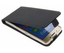 Accezz Schwarzer Flip Case für Motorola Moto G5