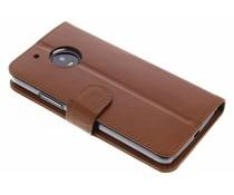 Valenta Booklet Classic Luxe für das Motorola Moto G5