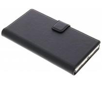 Be Hello Schwarzes Wallet Case Huawei P8