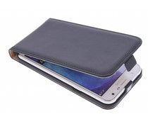 Selencia Luxus Bookcase für Samsung Galaxy J7