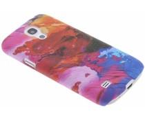Design Hardcase Hülle für Samsung Galaxy S4 Mini