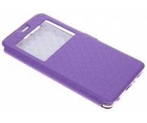 Violette Rauten-Hülle für Huawei P10 Plus