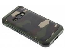 Camouflage Hardcase-Hülle für Samsung Galaxy J1 (2016)