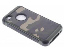 Camouflage Hardcase-Hülle für iPhone 4 / 4s