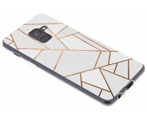 Design TPU Hülle für Samsung Galaxy A8 (2018)