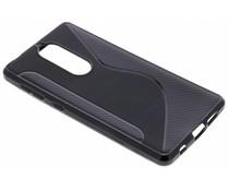 Schwarze S-Line TPU Hülle für das Nokia 7
